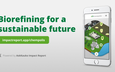 Chempolis launches a web-based impact report