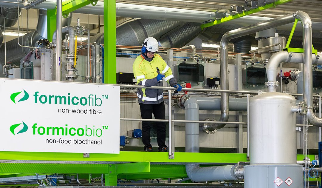 PRESS RELEASE: The collaboration between Chempolis and Fortum is deepening